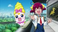 Candy y Miyuki