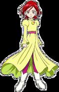 Michiru Cure Bright pose