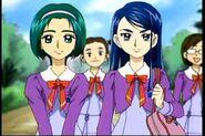 10. Karen y Komachi hacen su primera aparicion