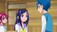 Rikka le dice a Raquel que no puede ayudarla