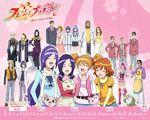 Fresh Pretty Cure January Wallpaper