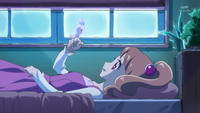 KKPCALM37-Ichika with her crystal rabbit