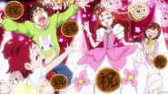 El sueño de la familia de Haruka