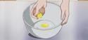 Makopi cracking eggs 2