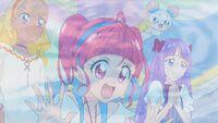 STPC31 Hikaru is happy to see Earth again