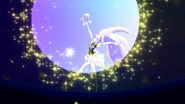 HappinessCharge Ascensión Luz estelar Pretty Cure cap 24