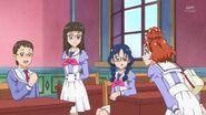 58. Haruka decidida a volver a realizar su ensayo