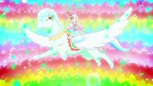 KKPCALM 32 Pegasus ride