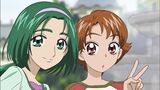 Relay of Hope Komachi Rin two