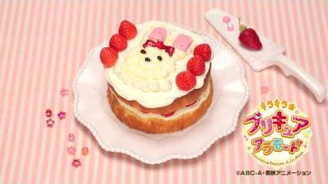 Making Of Usagi Shortcake