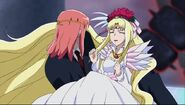 Mephisto logra salvar a Aphrodite