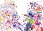Miyamoto Emiko Precure Works Mahou Tsukai Pretty Cure Cures vs Villains