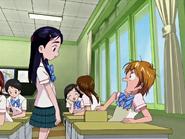 Nagisa no sabe como decirselo a honoka