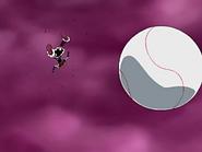 Black es golpeada pelota beisbol