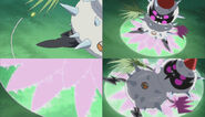 Precure Flower Candle 2