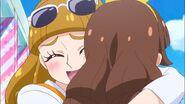 Stella Hugging Kirara