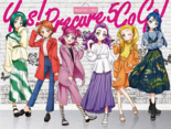Yes! Pretty Cure 5 GoGo! Tokyo Girls Collection Civilian forms