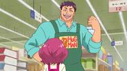 HuPC06.45-Shintarou le dice a Hana que le encanta su trabajo