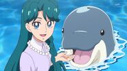 30. Minami presentando a Tina