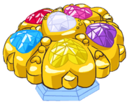 Cristal Futuro Animado (Toei Animation)