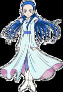 Kaoru Cure Windy pose