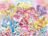 Pretty Cure Miracle Leap: Min'na to no Fushigi na 1 Nichi Original・Soundtrack