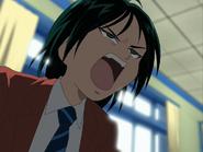 Kiriya se enfada con honoka