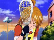 Nagisa defendiende stick