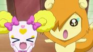 Reaccion de Candy y Pop al ver los deseos de Nao y Reika