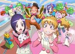 Fresh Precure! The Movie Art 1