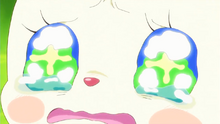 Kirarin tears