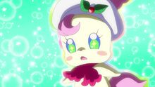 Kirarin becoming ciel