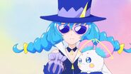Blue Cat roba a Fuwa y las Plumas de las Princesas