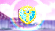 Cristal Futuro Azul aparece por primera vez