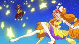 Miracle Go! Princess Pretty Cure Twinkle vs Lock