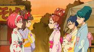 Princesa Cures y Yui son felices (GPPC27)