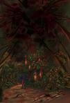 YPC518 Arachnea with Mika in jungle