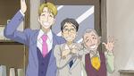 YPC519 Washio family exit