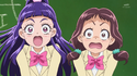 MTPC11 Riko and Kana in shock