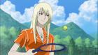 Mucardia bouncing a tennis ball