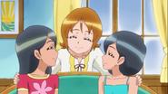 Yuko reconcilia a als hermanas