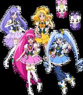 HappinessCharge Pretty Cure Perfil Haru