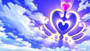 Logo de la temporada en el cielo