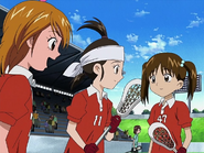 Megumi maki se felicitan