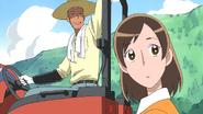 Tasashi y aki