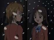 Yui cuenta nagisa rechazo