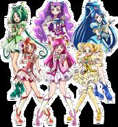 Perfil de Yes! Pretty Cure 5 GoGo!