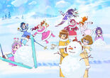 Tropical-Rouge! Pretty Cure Movie visual 5