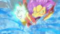 Hadenya against Aqua Tornado and Mint Leaf