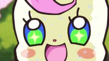 Shocked kirarin